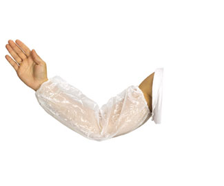 PE1018 DISPOSABLE SLEEVES